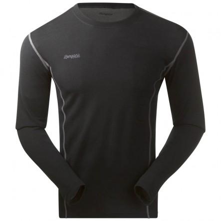 Bluza de corp Bergans Akeleie - negru