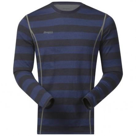Bluza de corp Bergans Akeleie - Navy