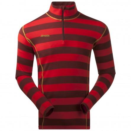 Bluza de corp Bergans Akeleie Half-Zip