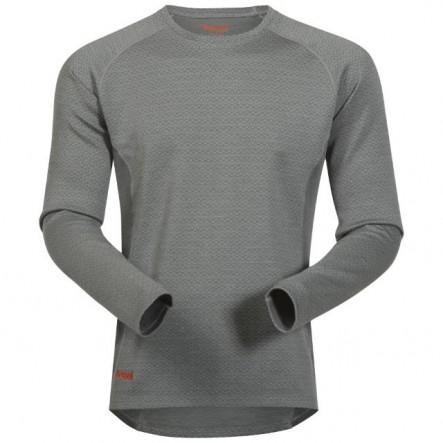 Bluza de corp Snoull Bergans of Norway - 100% Merino Wool - Gri