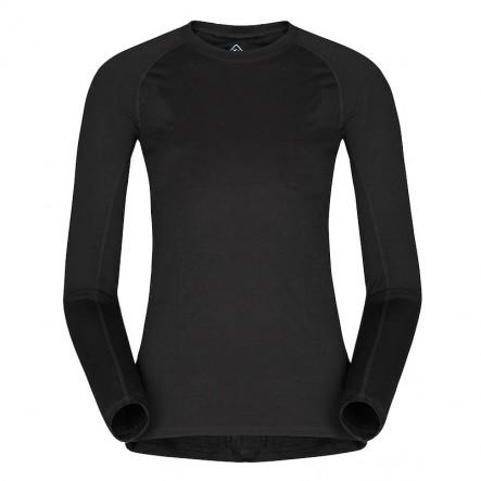 Bluza de corp Zajo Merino Wool 200 LS, femei