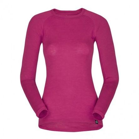 Bluza de corp Zajo MerinoWool 200 LS, femei