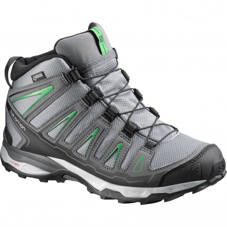 Bocanci copii Salomon X-Ultra Mid Gore-Tex Junior