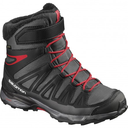 Bocanci copii Salomon X-Ultra Winter Gore-Tex Junior
