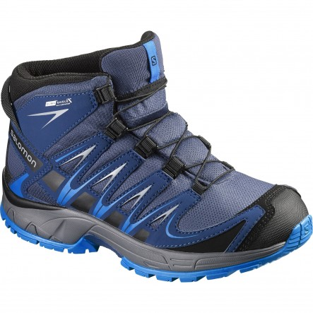 Bocanci copii Salomon Xa Pro 3D Mid Climashield Kids