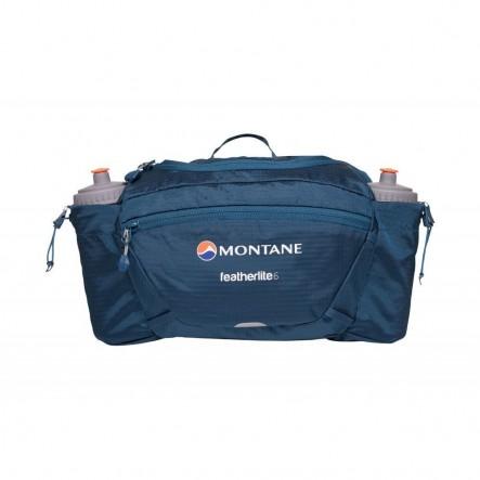 Borseta alergare Montane Featherlite 6L - Navy