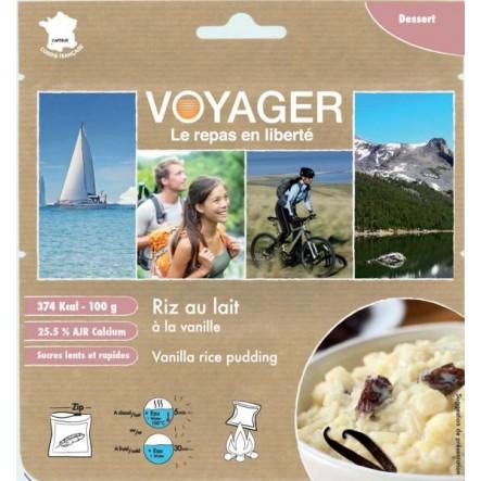 Desert Voyager budinca de orez cu vanilie