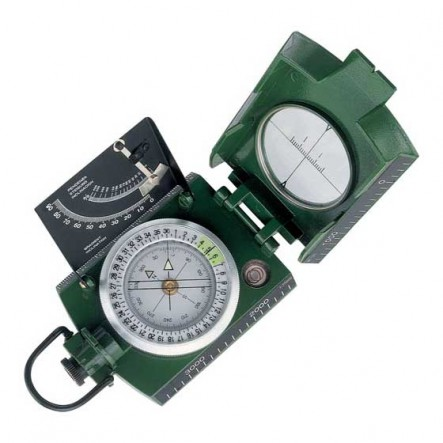 Busola profesionala Konus Konustar - Verde