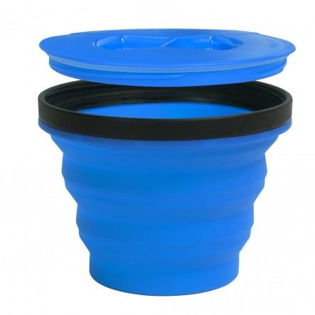 Cana pliabila cu inchidere etansa Sea To Summit X-Seal&Go - Albastru