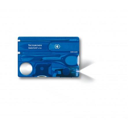 Card multifunctional Victorinox SwissCard Lite Sapphire 0.7322.T2