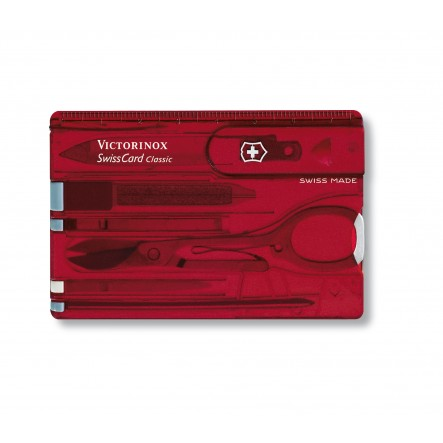 Card multifunctional Victorinox SwissCard Ruby 0.7100.T