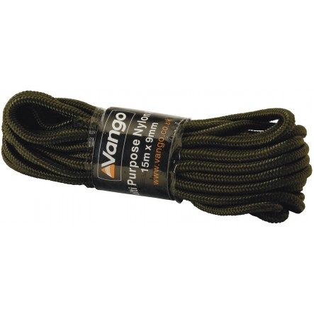 Coarda Vango 15m x 9mm