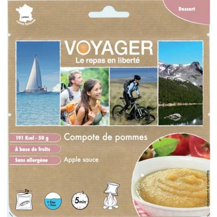 Compot de mere - Mancare camping Voyager