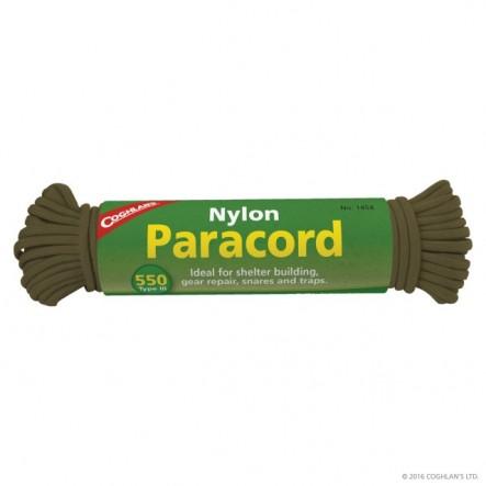 Paracord 15.24 m Coghlans - Verde