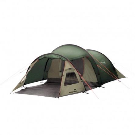 Cort Easy Camp Spirit 300 - 3 persoane - Rustic Green