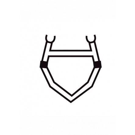 2-Cross Rib cu bara superioara pentru canoea Ally 16'