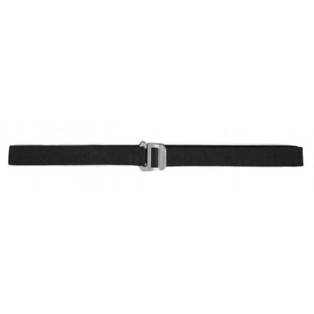 Curea elastica cu catarama rapida Warmpeace 28 mm - Negru