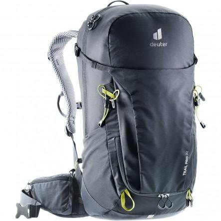 Rucsac Deuter Trail Pro 32L - Black / Graphite
