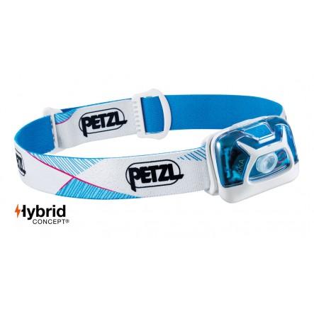 Lanterna frontala Petzl Tikka Hybrid 2019 - Alb