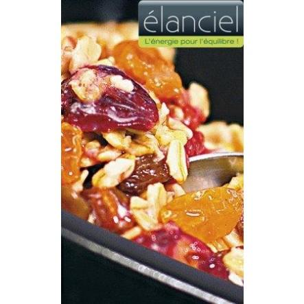 Mancare Elanciel Musli cu fructe rosii