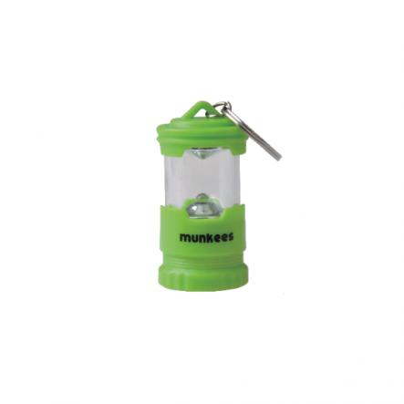 Breloc Munkees Mini-felinar LED de la Munkees
