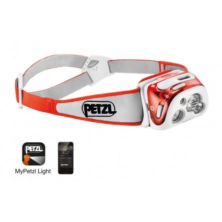 Frontala Petzl Reactik+ - Portocaliu