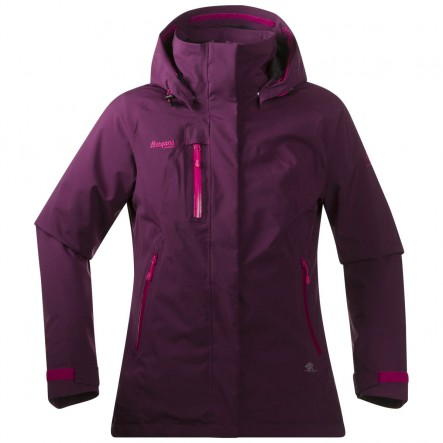 Geaca Bergans Flya Insulated Lady - mov