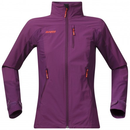 Geaca softshell Bergans Torfinnstind Lady - Mov de la Bergans of Norway