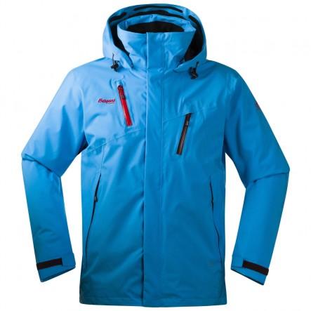 Geaca de iarna Bergans Tyin Insulated - albastru