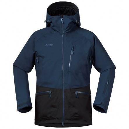 Geaca de ski barbati Bergans Myrkdalen Insulated - Albastru