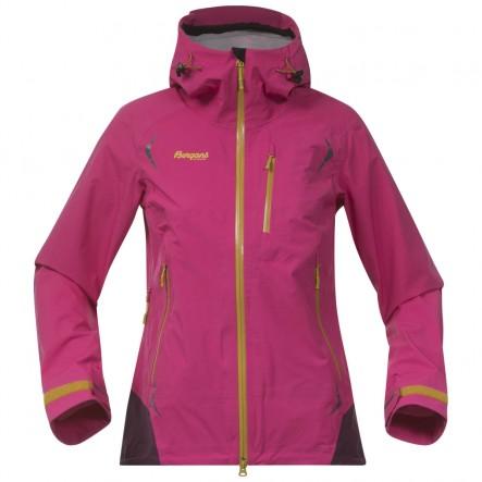 Geaca de ski Bergans Storen Lady - roz