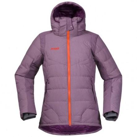 Geaca de ski cu puf Bergans Rjukan Down Lady - Mov