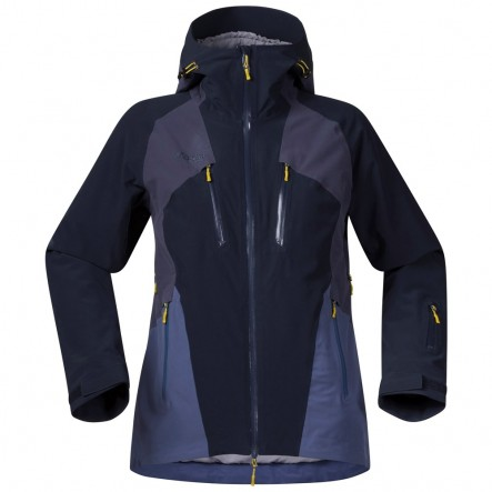 Geaca de ski femei Bergans Oppdal Insulated Lady - Navy