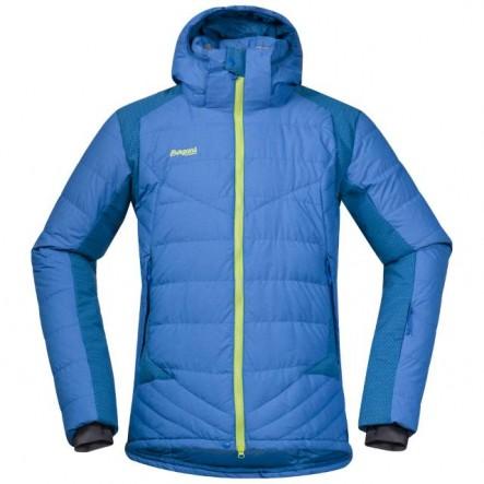 Geaca de ski cu puf Bergans Rjukan Down - Albastru