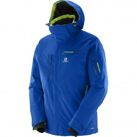 Geaca ski Salomon Brilliant-Albastru