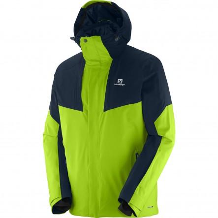 Geaca ski Salomon Icerocket-Verde