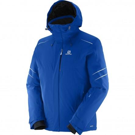 Geaca ski Salomon Icestorm-Albastru