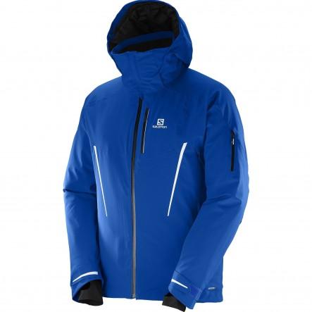 Geaca ski Salomon Speed-Albastru