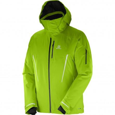 Geaca ski Salomon Speed-Verde