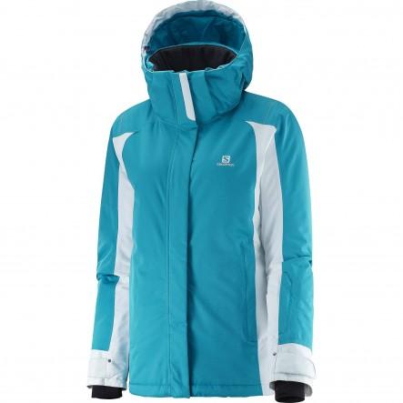 Geaca ski Salomon Stormspotter-Bleu