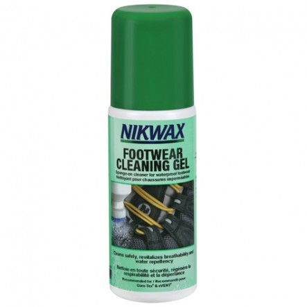 Gel curatat incaltaminte Nikwax 125 ml de la Nikwax