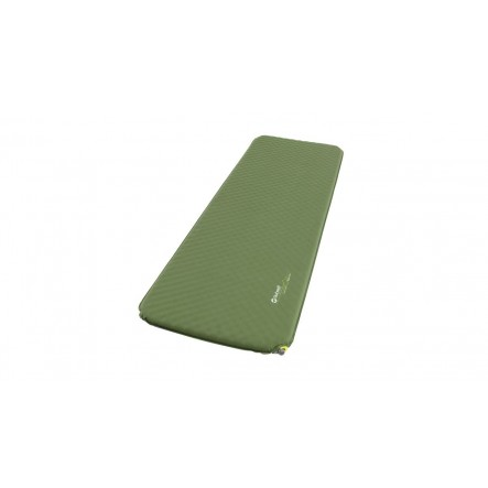 Saltea autogonflabila Outwell Dreamcatcher Single 5 cm - Verde