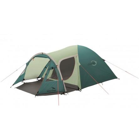 Cort de tip dom Easy Camp Corona 300 - Verde (2020)