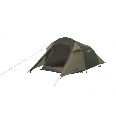 Cort de tip tunel Easy Camp Energy 200 - 2 persoane - Rustic Green
