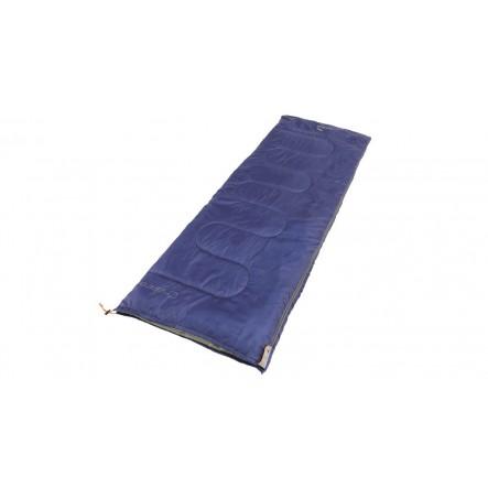 Sac de dormit Easy Camp Chakra - Albastru (2020)