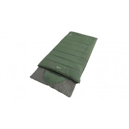 Sac de dormit Outwell Countour Lux XL - Verde
