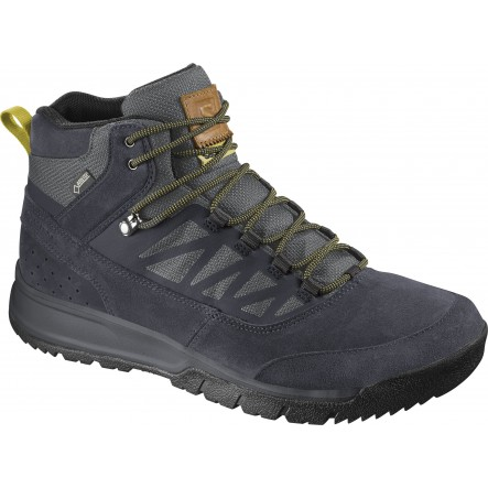 Ghete de munte Salomon Instinct Travel Mid GTX - Bleu