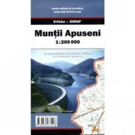 Harta Muntii Apuseni