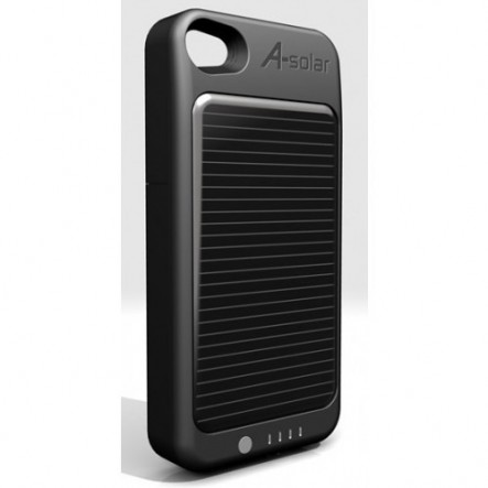 Incarcator Solar iPhone 4 A-solar Power Pack