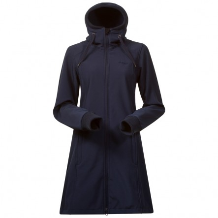 Jacheta softshell Vika Lady - Navy